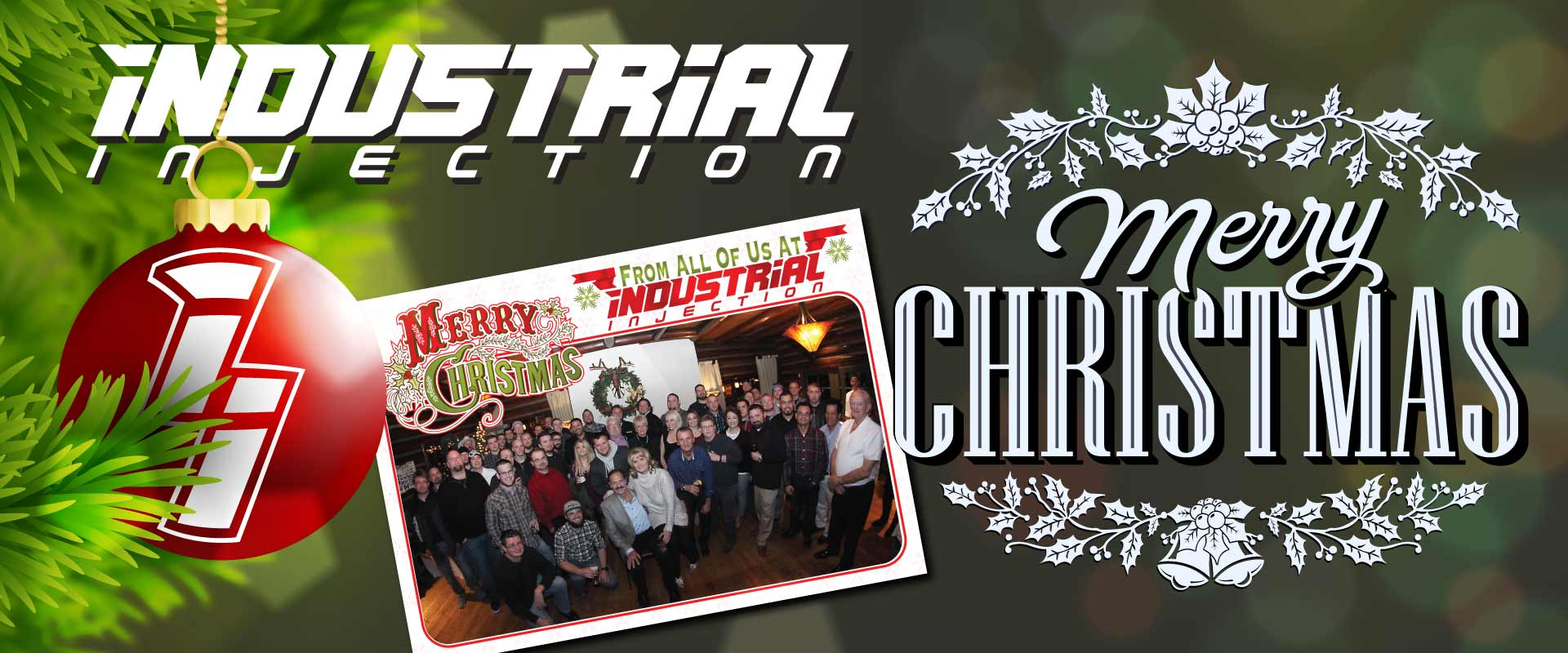 Merry Christmas from Industrial Injection