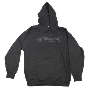 Milly Logo Hoodie - Charcoal - 3XL-33171