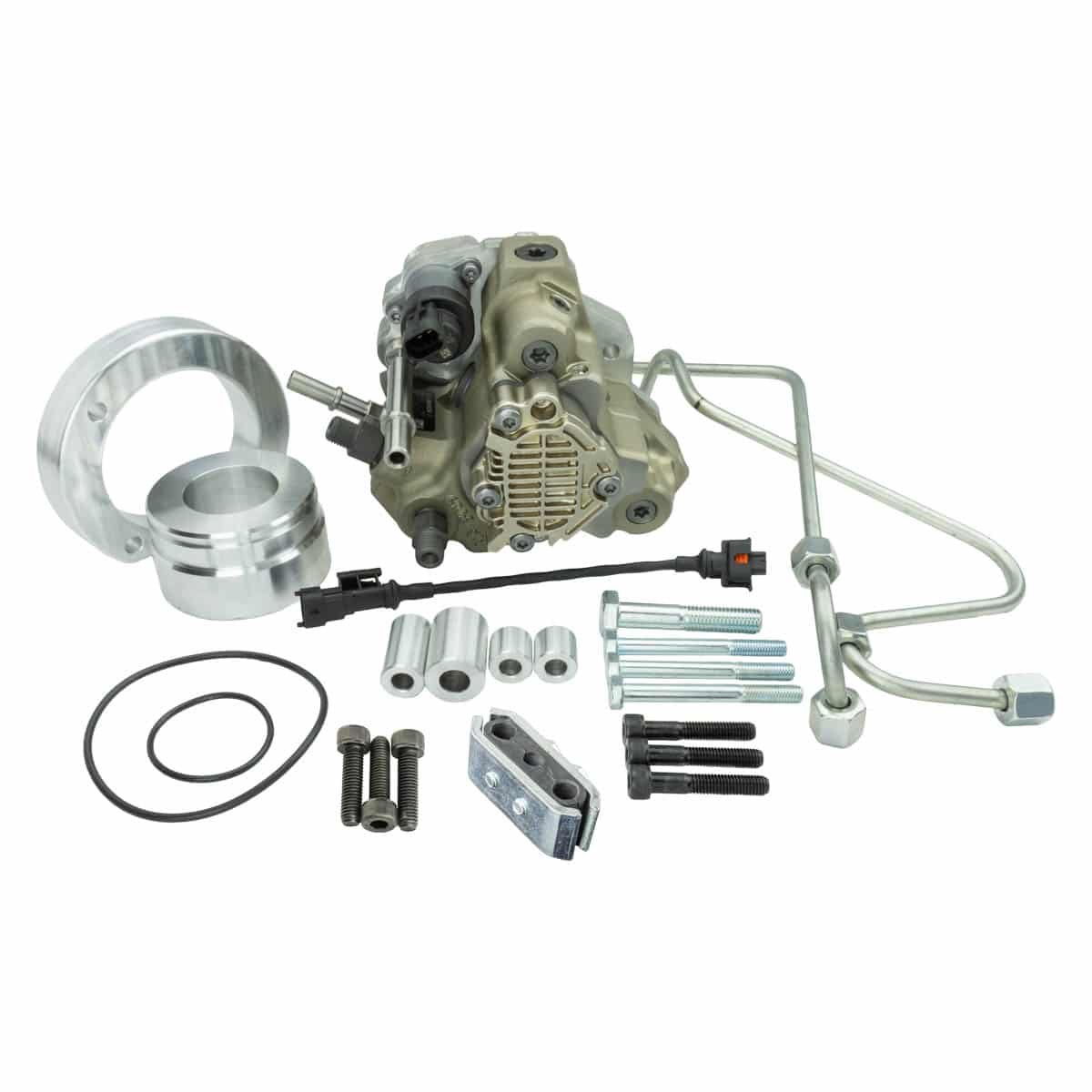 6 7l Cummins Cp4 To Cp3 Conversion Kit Industrial Injection
